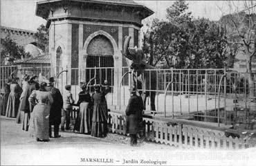 Parc longchamp for Le jardin zoologique